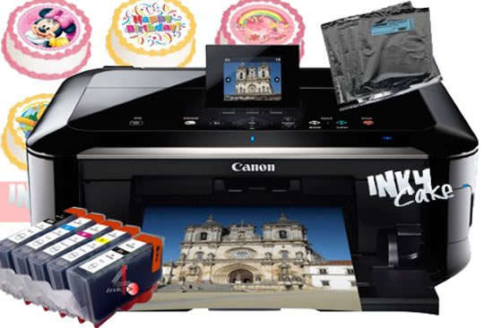 Edible Picture Printers : canon edible images printer