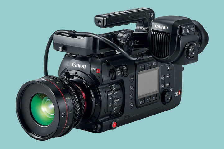 Full Frame Cinema Cameras