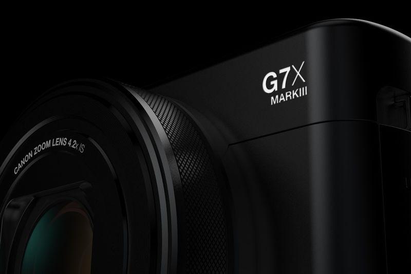 Speedy 4k Compact Cameras Canon G7x Mark Iii