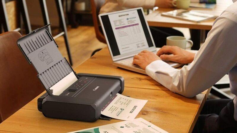 Travel-Friendly Printer Peripherals