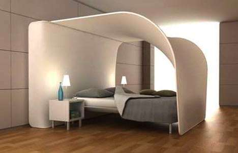 Curved Bed Enclosures