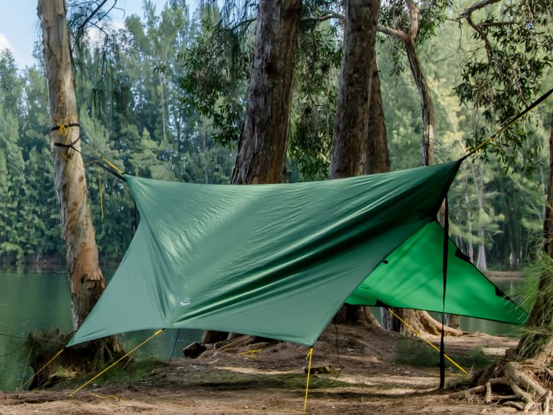 Versatile Canopy Shelters
