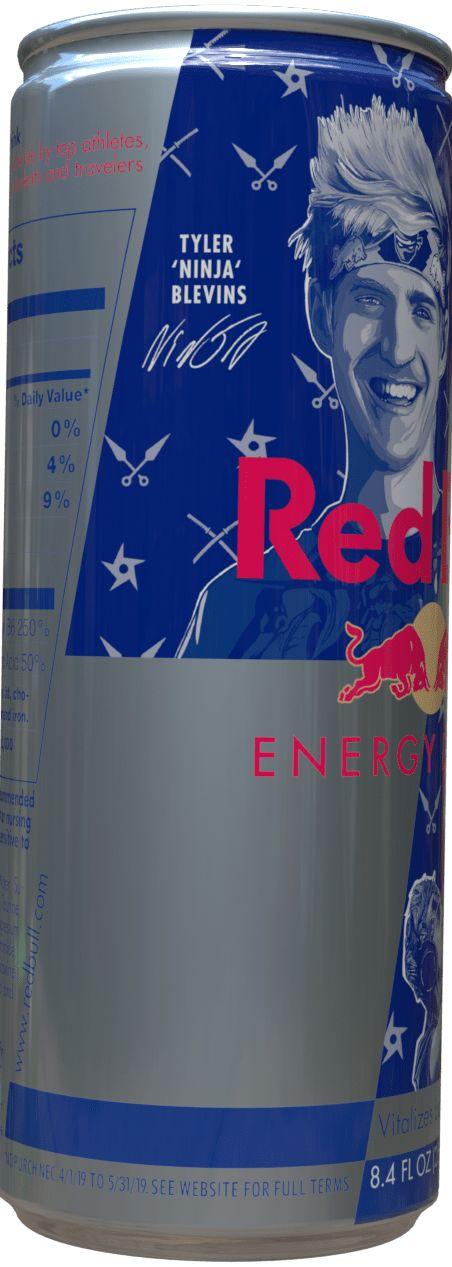 Gamer-Targeted Energy Drinks