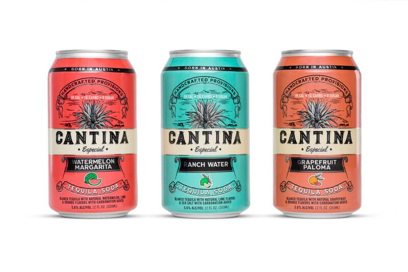 Complex Canned Tequila Cocktails