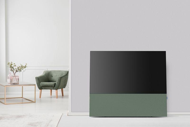 Speaker-Integrated TV Stands