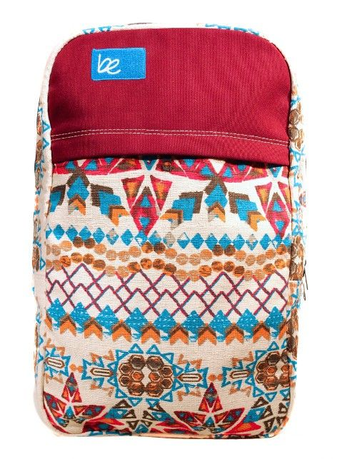 Charitable Printed Backpacks