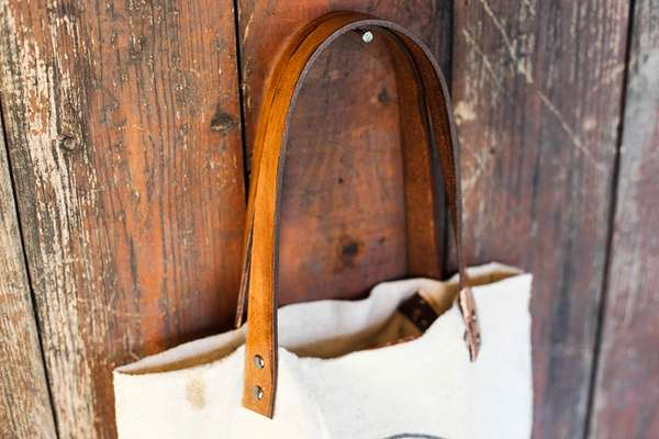 DIY Eco Satchels