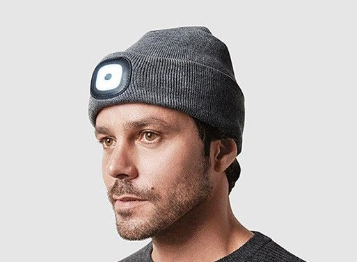 Light-Up Beanies