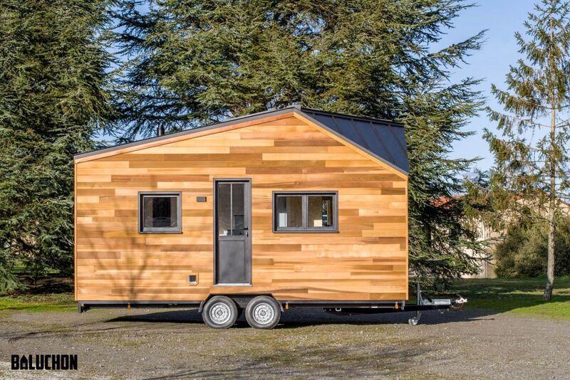 Capacious Tiny Homes