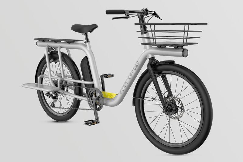 Capacious Cargo E-Bikes