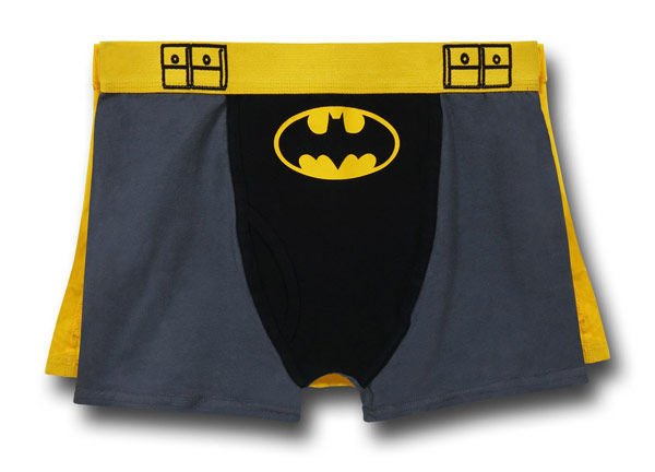 Caped Crusader Undies
