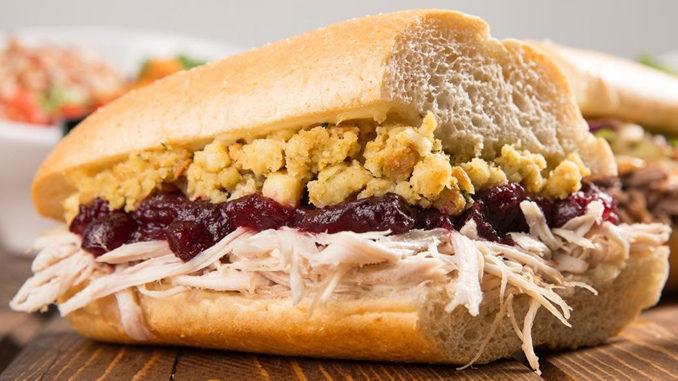 Celebratory Thanksgiving Leftover Sandwiches