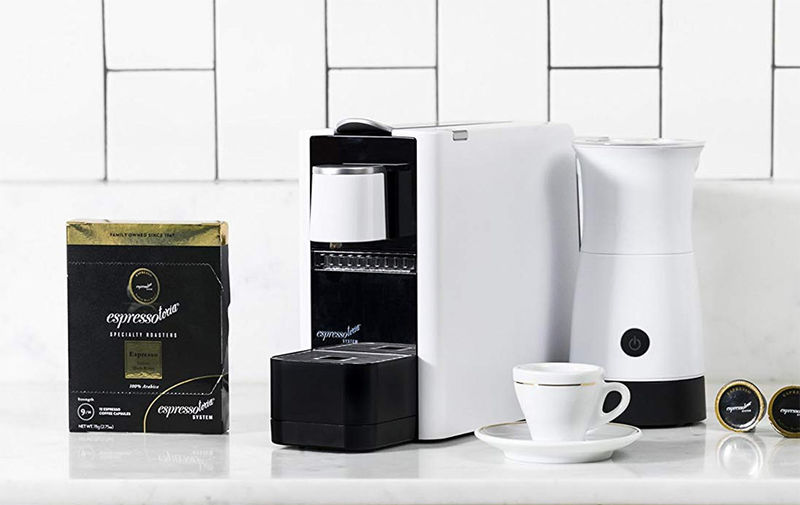 Stylish At-Home Cafe Equipment