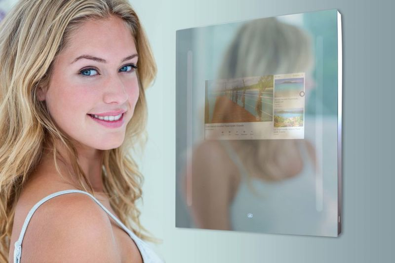 Assistive Smart Mirrors