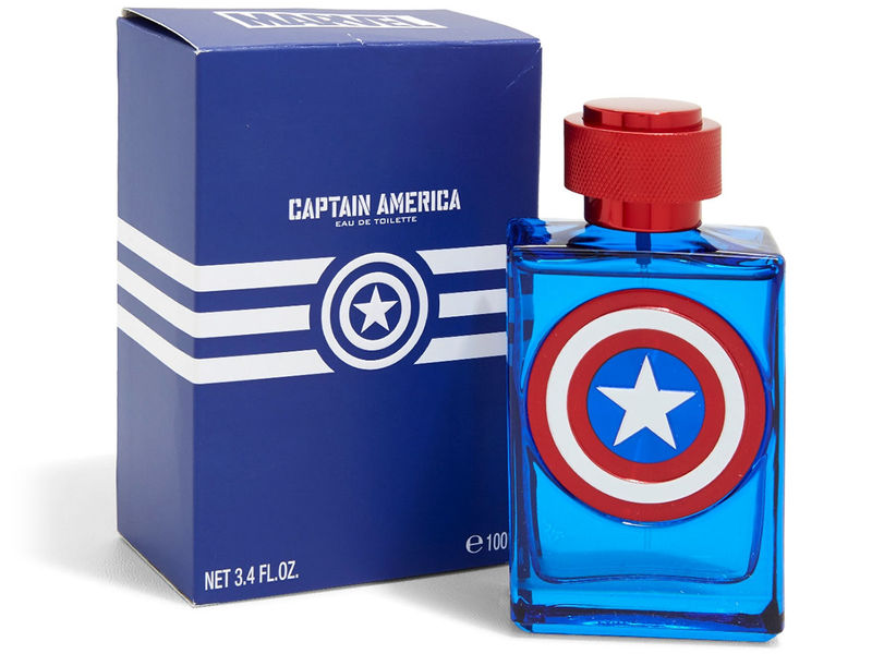 Superhero-Themed Colognes