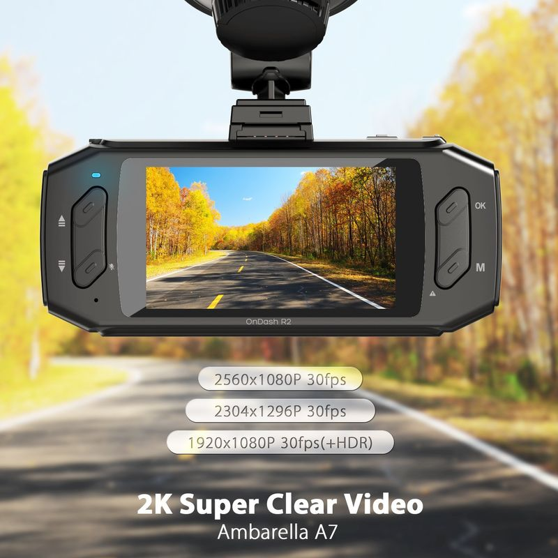 Comprehensive Security Car Cameras