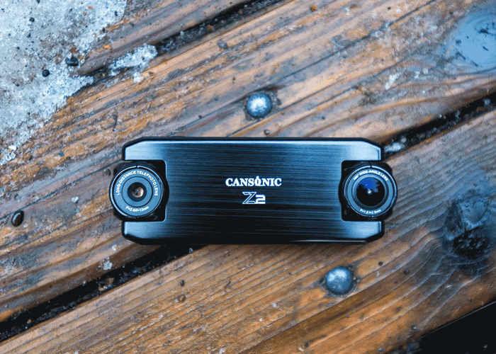 Dual-Lens Car Dash Cams