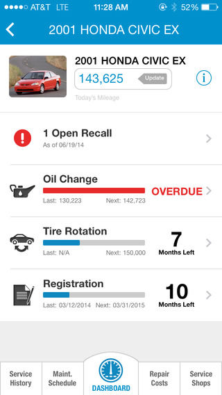 Automotive Upkeep Apps
