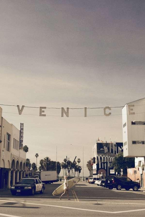 Venice Beach Lookbooks