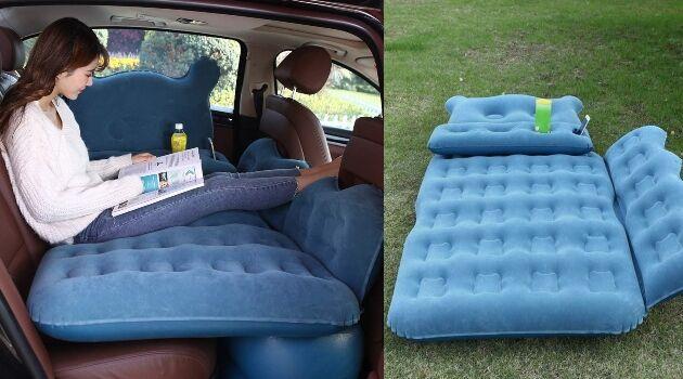 Automotive Backseat Mattresses
