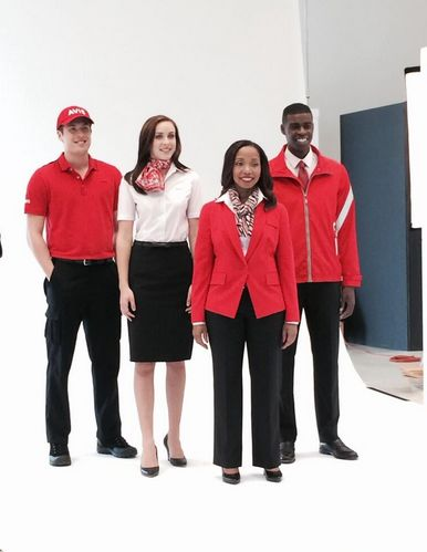 Car Rental Uniforms