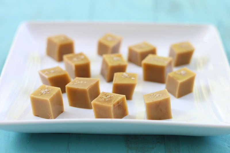 Caramel Candy Shooters