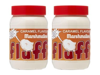 Caramel-Flavored Marshmallow Spreads