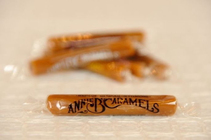 Licorice-Flavored Caramels