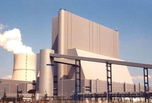 Carbon Capturing Power Plants