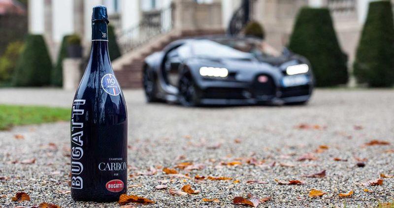 Automobile-Celebrating Champagnes