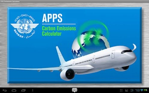 Plane Ticket Pollution Apps