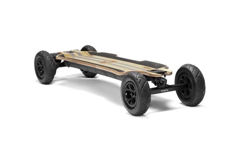 Carbon Fiber Electric Skateboards