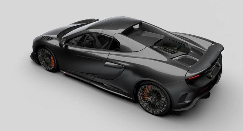 Carbon Fiber Supercars