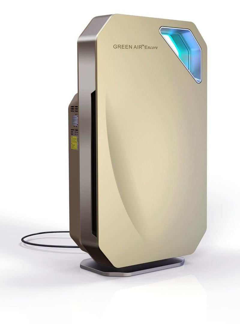 Triple-Stage Air Purifiers
