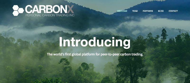 Blockchain Carbon Trading Platforms