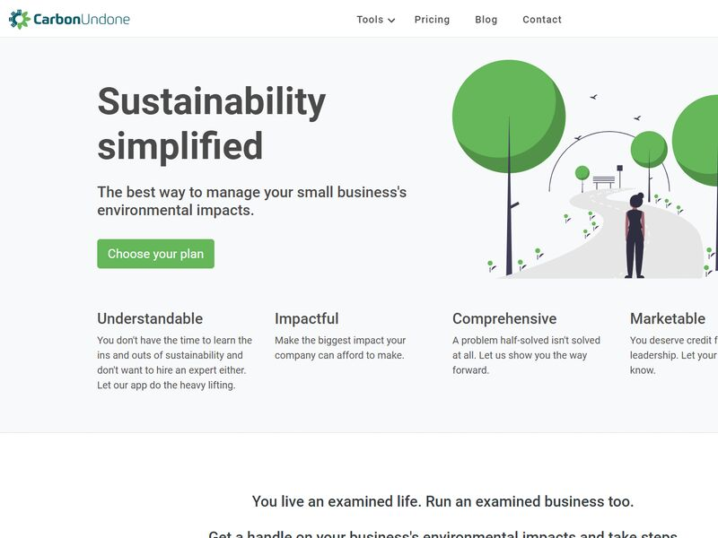 Carbon Footprint-Tracking Business Platforms