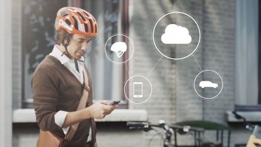 Car-Cyclist Communication Systems