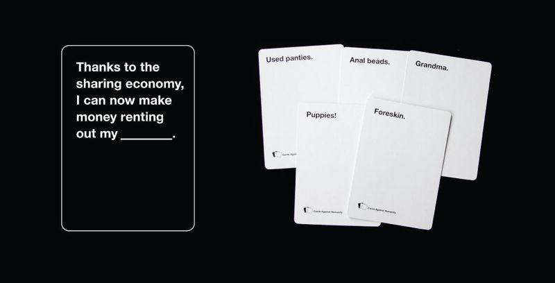 Technology Jargon Card Games