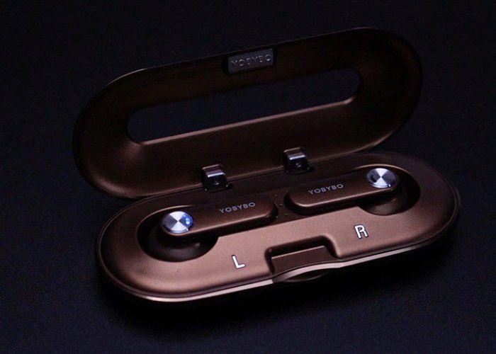 Elegant Paper-Thin Headphones