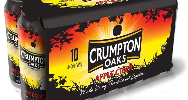 Plastic-Free Cider Packaging