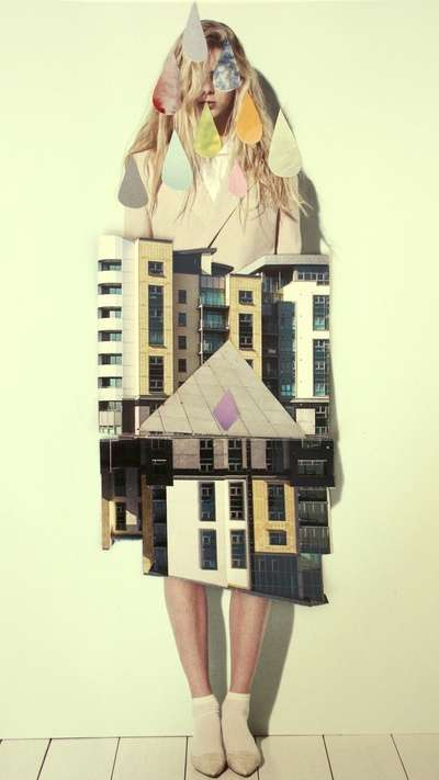 Superimposed Building Photoshoots