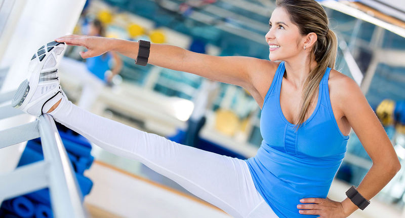 Workout-Enhancing Armbands