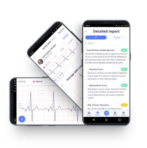 Heart Health-Tracking Platforms