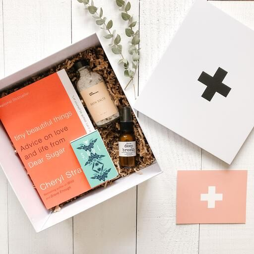 Mindfully Curated Care Packages
