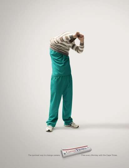 Clever Undressing Campaigns