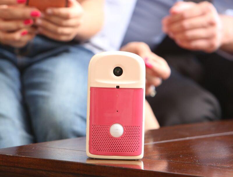 Holistic Family-Monitoring Cameras