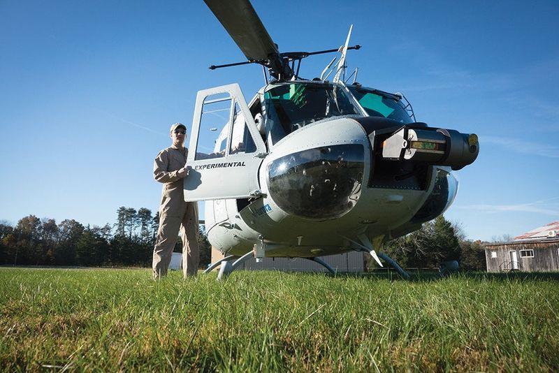 Autonomous Cargo Helicopters