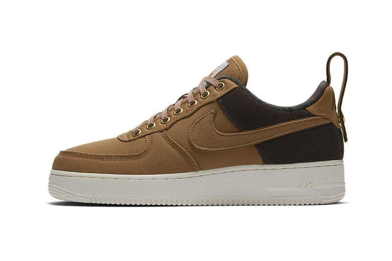 bb042ae1a1 Rugged Tan Utility Sneakers : Carhartt WIP and Nike