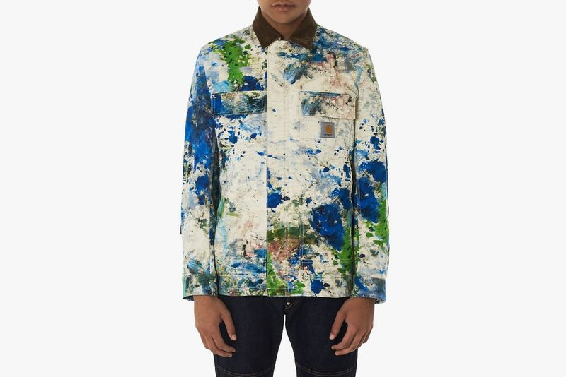 Paint-Splattered Jackets