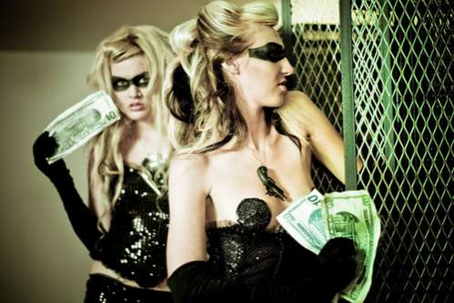 Burlesque Bandits